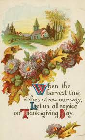 vintage thanksgiving postcard images plus free gratitude printable
