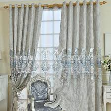 sheer window treatments 2018 sheer window drapes linen curtain blinds embroidery curtains