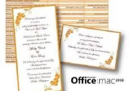 wedding invitation software wedding invitation software for mac free 28 images free