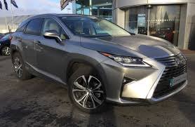 buy lexus ireland the lexus rx450h luxury suv is a futuristic looking head turner