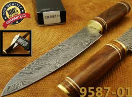 Steel Kitchen Knives Original Damascus Steel Kitchen Knife Chef Knife Top Quality 9587