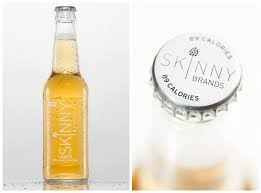 alcoholic drinks brands skinny lager new beer contains just 89 calories per bottle the