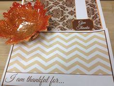 thanksgiving placemats great to make with your kiddos