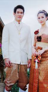 Thai Wedding Dress Thailand Clothing Traditional Thai Style Dresses Thailand National