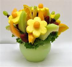 fruit flower arrangements 40 creative flower arrangement ideas hative