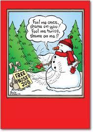 humorous christmas cards fubarfarm2 the funniest christmas cards of 2012