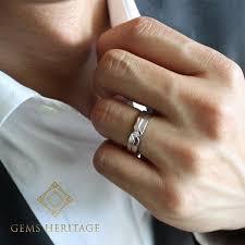 engagement ring for men men engagement ring แหวนแต งงานชาย gems heritage