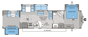 keystone travel trailer floor plans 2015 jay flight bungalow floorplans u0026 prices jayco inc
