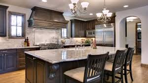kitchen cabinets with white quartz countertops espresso kitchen cabinets with white quartz countertops