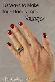 how to make your hands look younger anti aging makeup and hand care