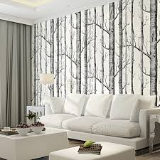 tree design wallpaper living room u2022 wall design