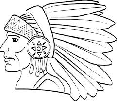 coloring pages of indian feathers indian color page printable native coloring pages coloring for kids