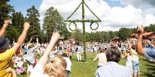 midsummer festival scandinavia s