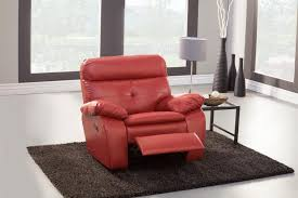 Red Recliner Sofa Sofas Awesome 2 Seater Recliner Sofa Black Leather Reclining