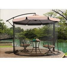 8 X 11 Rectangular Patio Umbrella Cantilever Umbrellas You U0027ll Love Wayfair