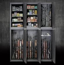 model 52 gun cabinet 2helo tactical safe 18 guns and free pistol rack whoo hoo love