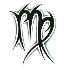 tribal zodiac scorpio and aries tattoos virgo tattoos