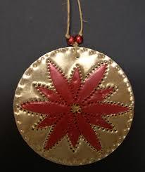 artist susan finch tin christmas ornaments