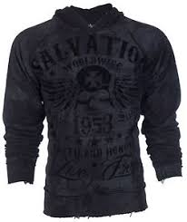 Affliction Shirt Meme - archaic by affliction mens hoodie sweat shirt jacket black tide