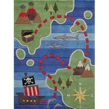 Round Nautical Rugs Kids U0027 Nautical Rugs You U0027ll Love Wayfair