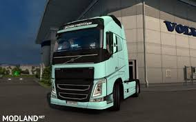 new volvo fh truck volvo fh u0026 fh16 2012 reworked v 2 8 mod for ets 2
