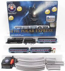 buy lionel 6 31960 polar express set trainz auctions