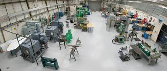 Machine Shop Floor Plans by Sheet Metal Shop Shop Floor Center And Right Side Nasa