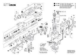 Perforateur Burineur Hilti by Pieces Detachees Marteau Perforateur Burineur Bosch Gbh 4 Dfe