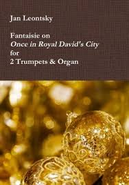 christmas trumpet sheet music