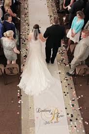 personalized aisle runner 84 best our wedding products portfolio images on
