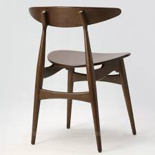 furniture stunning nordic furniture solid wood dining chair