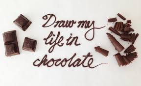 draw my in chocolate how to cook that reardon