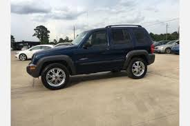 2004 jeep liberty mileage used jeep liberty for sale in houston tx edmunds