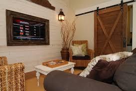 Dividing Doors Living Room by 15 Barn Doors With Inspiring Designs Interior Sliding Barn Door As