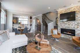 Decorated Model Homes Chicago Rowhomes In Demand Builder Magazine Design Model
