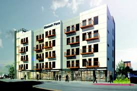 housing authority plans apartments stores in heart of downtown the parking lot at west seventh avenue and i street is on track to becoming a