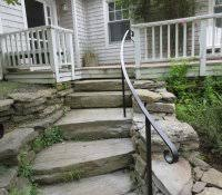 Exterior Stair Handrail Kits Wrought Iron Hand Railing Exterior Projects Archive Page Of