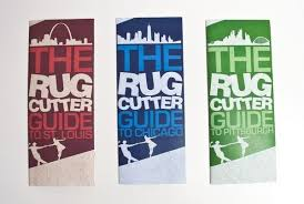 the rug cutter guide by trisha swindell typography we love