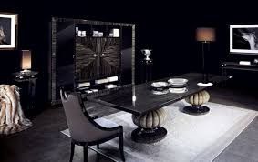 Luxurious Dining Table Dining Room Elegance Kemp Table By Capital Collection