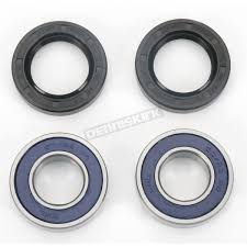 all balls front wheel bearing and seal kit 25 1403 motorcycle