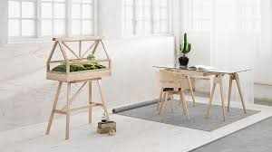 greenhouse terrarium designed by atelier 2 for design house stockholm