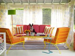 back porch furniture outdoor summer decorating porch ideas
