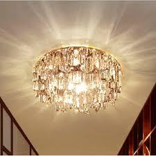 crystal semi flush mount lighting online get cheap modern semi flush ceiling lights aliexpress cheap