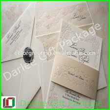 wholesale gift cards hardcover wedding invitations wholesale graceful ivory hardcover