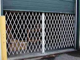 Patio Door Security Gate For Residential Applications Folding Gate Application Gallery