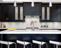 kitchen backsplash patterns kitchen backsplash ideas for dark cabinets u2014 smith design