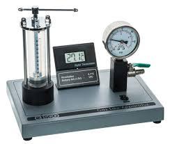advanced gas laws demo w temperature