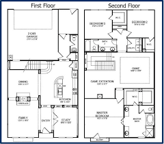 two home plans home designs two house plan with room modern two