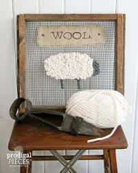 farmhouse decor from repurposed flea market finds prodigal pieces