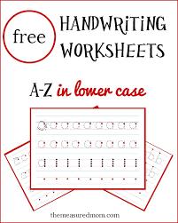 2nd grade 2nd grade handwriting worksheets printable